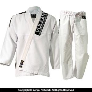 Vulkan Ultra Light White BJJ Gi